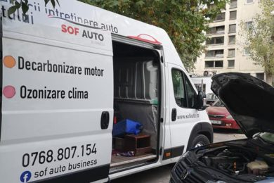 Decarbonizare motor